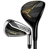 FMAX 4H,5H 6-PW,GW Combo Iron Set with Graphite Shafts