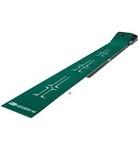 Accelerator Pro Ball Return Putting Mat (9' x 1')
