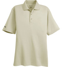 Logo Men's XFG Pinstripe Polo