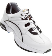 Men's SuperLites Golf Shoes - White/Black (FJ# 56732)