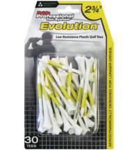 Evolution Tee 2 3/4 Inch (30 Count)