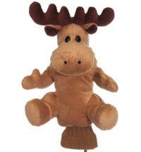 Puffy Moose Headcover