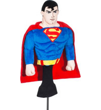 Superman Headcover
