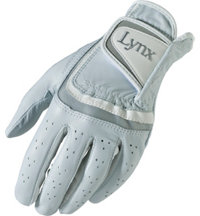 Women's Crystal Cat Leather Glove