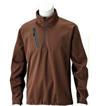 Men's Highland Quarter-Zip Pullover