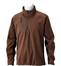 Men's Highland Quarter-Zip Pullover