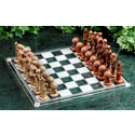 Clubhouse Collection Golf Motif Chess Set