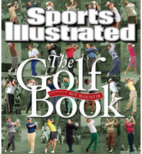Coffee Table Golf Book
