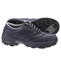 Women's Oxford Winter Golf Shoes (Navy)