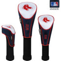 McArthur MLB Set of Three Nylon Headcovers - Driver, Fairway, Utility