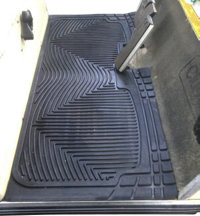 Clubcar DS Club Clean Mats