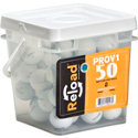 Professional Golf Recycled Titleist Pro V Balls - 50 Pack
