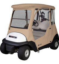 Club Car Precedent Golf Cart Enclosure