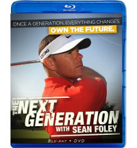 The Next Generation With Sean Foley BluRay DVD