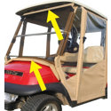 DoorWorks Sunbrella WindSeal Kit