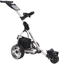 X3 Electric Motorized Golf Bag Cart