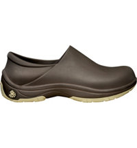 Premium Women's Working Dawg Firestone Tread Casual Shoes (Dark Brown/Tan)