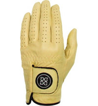 Men's Golf Glove - Lemon