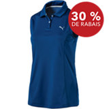 Women's Pounce Sleeveless Polo