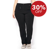 Women's Twill Essential Stretch Ankle Pant