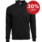 Men's Hudson Show Ottawa Senators Quarter-Zip Sweater