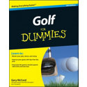 Booklegger Golf For Dummies Book - 4th Edition