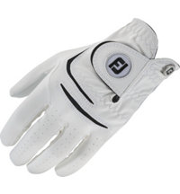 Men's Left-Handed WeatherSof Golf Gloves (3-Pack)