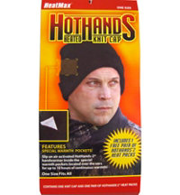 Heated Knit Cap