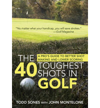 The 40 Toughest Shots in Golf