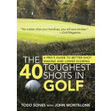 Booklegger The 40 Toughest Shots in Golf