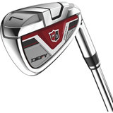 DEFY 4PA Iron Set With Steel Shaft