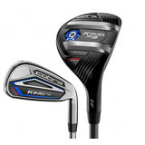 King F8 One 5H 6-PW, GW Combo Iron Set With Steel Shaft
