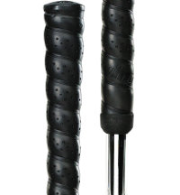 Excel Soft Oversize Black Grip (+1/8 Inch)