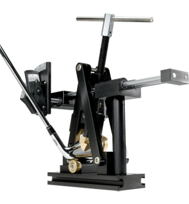 golf loft and lie machine