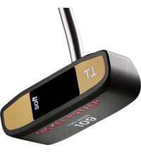 Custom Two Metal 109 Soft Putter