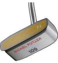 Custom Two Metal 109 Putter