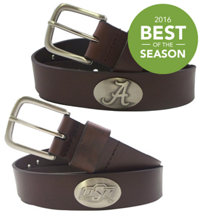 Collegiate Belt (Brown)