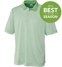 Men's Big & Tall DryTec Trevor Stripe Polo