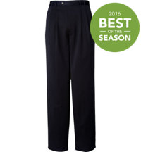 Men's Big & Tall Gabardine Microfiber Pants