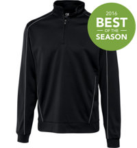 Men's Big & Tall DryTec Edge Half-Zip Pullover