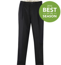 Men's Big & Tall Classic One Pleat Pants