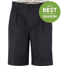 Men's Big & Tall Classic One Pleat Shorts