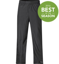 Men's Packable Rain Pants