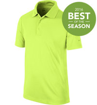 Boy's Victory Short Sleeve Polo