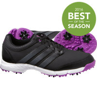 Women's Response Light Golf Shoes - Core Black/Iron Met/Flash Pink