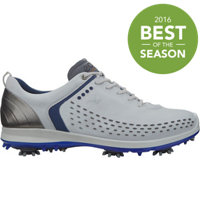 Men's BIOM G2 Golf Shoes - Concrete/Royal