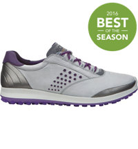 Women's BIOM Hybrid 2 Golf Shoes - Concrete/Imperial Purple