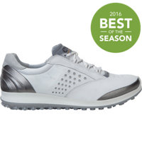 Women's BIOM Hybrid 2 Golf Shoes - White/Buffed Silver