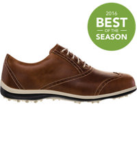 Women's Closeout LoPro Casual Golf Shoes - Taupe/Brown/Cream (FJ# 97305)