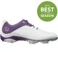 Women's D.N.A. Golf Shoes - White/Purple (FJ# 94822)